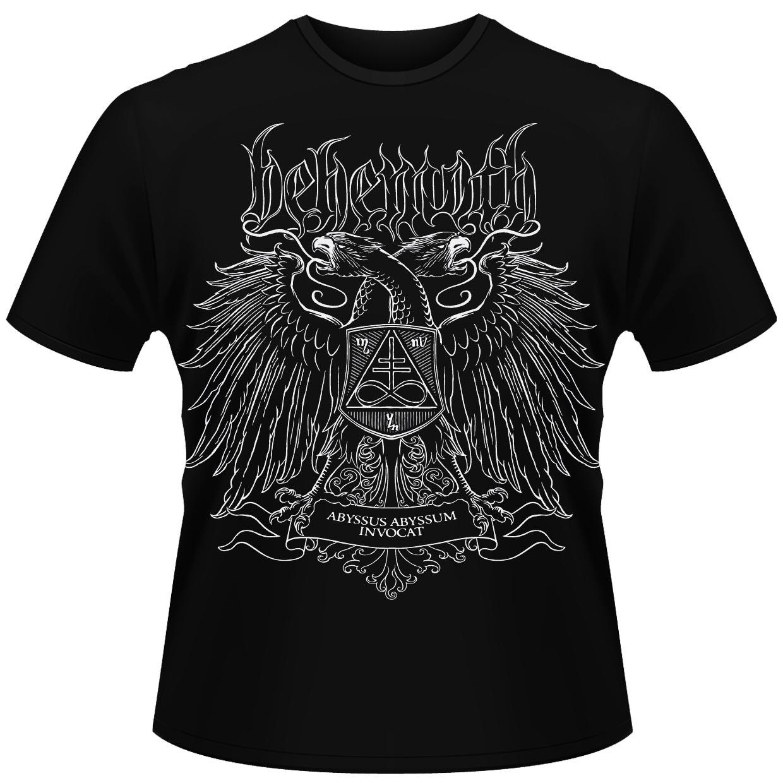 Camiseta-oficial-034-metal-Behemoth-Abyssus-INVOCAT-LTD-034-album-todos-los-tamanos miniatura 5