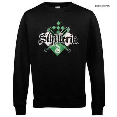 Official Sweatshirt Harry Potter Sweater SLYTHERIN Qudditch Beaters