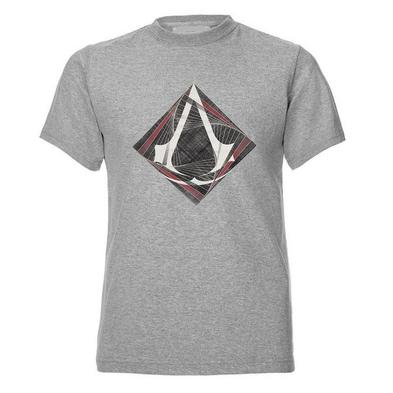 Official T Shirt Game ASSASSIN'S CREED Origins 'Vintage Symbol' Grey