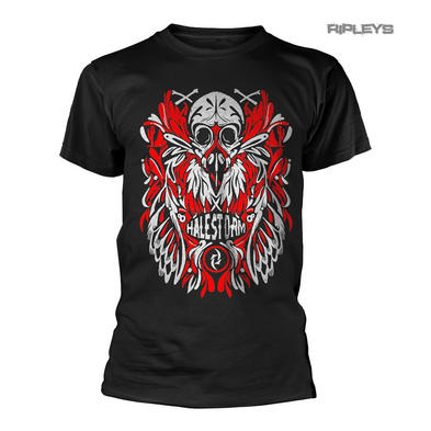 Official T Shirt HALESTORM The Wild Life   'Feather Skull'  All Sizes