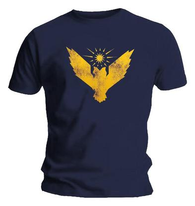 Official T Shirt 'Fantastic Beasts & Where To Find Them' OWL Symbol