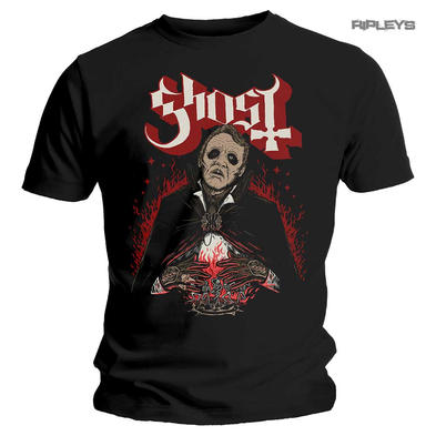 Official T Shirt GHOST Heavy Metal 'Danse Macabre' Emeritus All Sizes