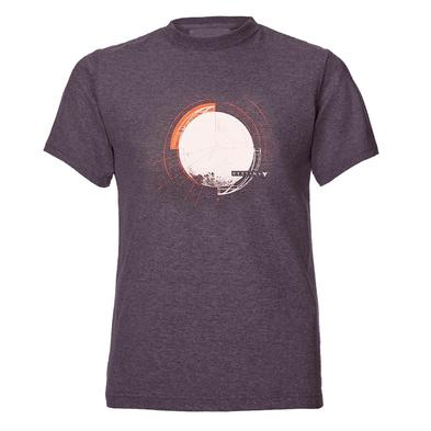 Official Gaming T Shirt DESTINY 2 Forsaken Orange Logo 'Circle' Dark Grey