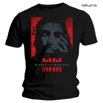 Official T Shirt MARILYN MANSON Heaven Upside Down 'Rebel' All Sizes