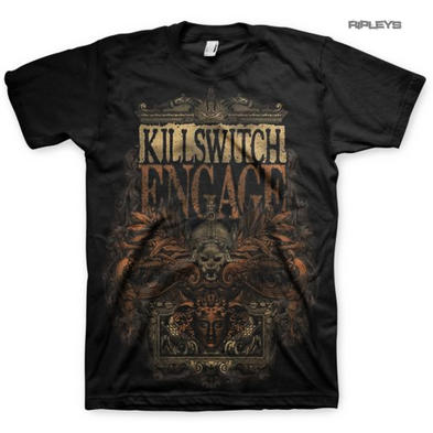 Official T Shirt KILLSWITCH ENGAGE Metalcore Incarnate 'Army' All Sizes