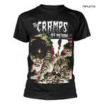 Official T Shirt THE CRAMPS Album Cover Punk '...Off The Bone' All Sizes Thumbnail 1