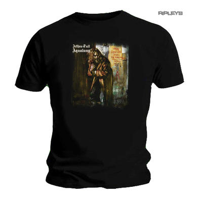 Official T Shirt JETHRO TULL Album Cover 'Aqualung' All Sizes