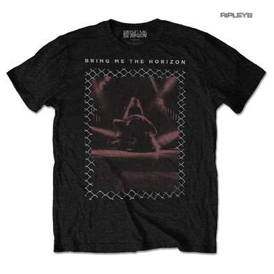 Official T Shirt Bring Me The Horizon FENCED Stage Photo All Sizes