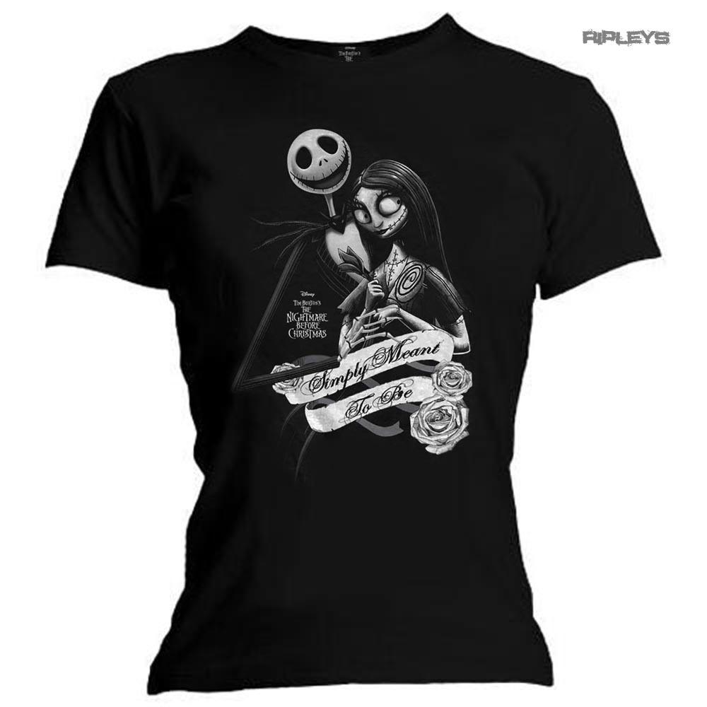 Official Skinny Nightmare Before Christmas \'Simply Meant To Be\' Jack ...