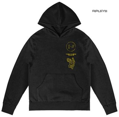 Official Twenty one 21 Pilots Black Hoody Hoodie Pullover FLYER Bandito TRENCH Preview