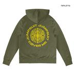 Official Twenty one 21 Pilots Olive Green Hoody Hoodie JUMPSEAL Trench All Sizes Thumbnail 3