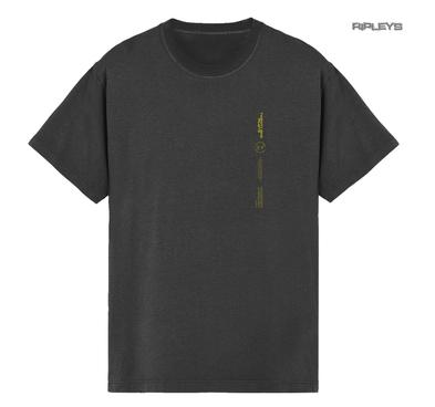 Official Dark Grey T Shirt 21 Twenty One Pilots BIG LOGO Trench All Sizes