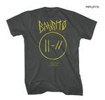 Official Dark Grey T Shirt 21 Twenty One Pilots BANDITO Trench All Sizes Thumbnail 3