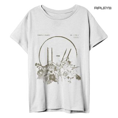 Official Ladies Relax Fit T Shirt 21 Twenty One Pilots FLOWER BED Trench All Siz