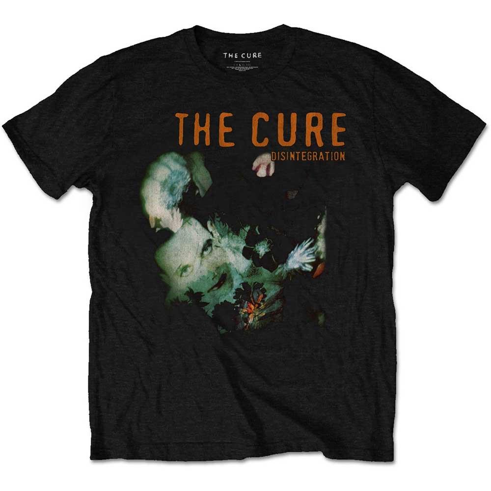 Official-T-Shirt-THE-CURE-Rock-Punk-039-Disintegration-039-Album-Cover-All-Sizes thumbnail 7