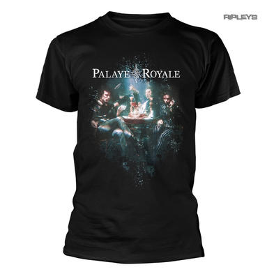 Official T Shirt PALAYE ROYALE 'Boom Boom Room' Album Cover Side B All Sizes
