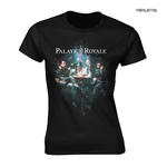 Official Ladies T Shirt PALAYE ROYALE 'Boom Boom Room' Album Side B All Sizes Thumbnail 1