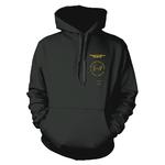 Official Twenty one 21 Pilots Black Hoody Hoodie TITLE Trench All Sizes Thumbnail 2