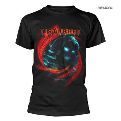 Official T Shirt Metal DISTURBED Evolution Album 'DNA SWIRL' All Sizes