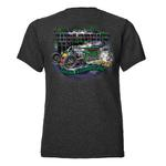 Official WELDERUP Garage Custom Hot Rod Car T Shirt 'JOKER' All Sizes Thumbnail 4