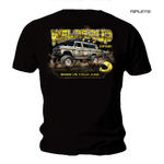 Official WELDERUP Garage Custom Hot Rod Car T Shirt '2 STROKE' All Sizes Thumbnail 1
