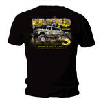 Official WELDERUP Garage Custom Hot Rod Car T Shirt '2 STROKE' All Sizes Thumbnail 2