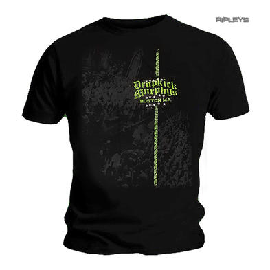 Official T Shirt DROPKICK MURPHYS Irish Rock 'Crowd Basic' Boston All Sizes