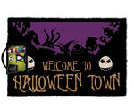 Official Doormat Novelty Gift Nightmare Before Christmas HALLOWEEN Town Jack Thumbnail 2