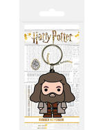 Official HARRY POTTER Rubber Keychain Keyring Novelty Gift CHIBI Characters Thumbnail 3