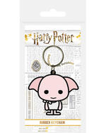 Official HARRY POTTER Rubber Keychain Keyring Novelty Gift CHIBI Characters Thumbnail 4