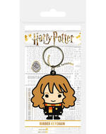 Official HARRY POTTER Rubber Keychain Keyring Novelty Gift CHIBI Characters Thumbnail 5