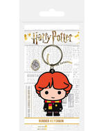 Official HARRY POTTER Rubber Keychain Keyring Novelty Gift CHIBI Characters Thumbnail 6