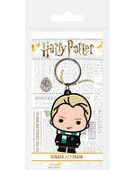 Official HARRY POTTER Rubber Keychain Keyring Novelty Gift CHIBI Characters Thumbnail 7