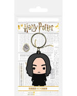 Official HARRY POTTER Rubber Keychain Keyring Novelty Gift CHIBI Characters Thumbnail 8