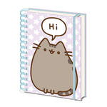 Official Emoji PUSHEEN The Cat Notebook Journal Cute Stationery Gift Thumbnail 2