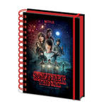 Official STRANGER THINGS Notebook Journal POSTER Stationery Gift Thumbnail 2