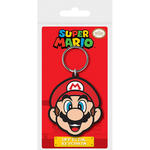 Official SUPER MARIO 64 Nintendo Game Rubber Keyring Chain Gift Mario Thumbnail 1