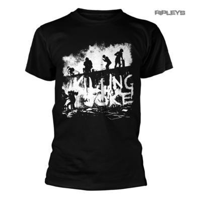Official T Shirt KILLING JOKE Rock 'Tomorrow's World' Cover 1980 All Sizes