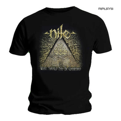 Official T Shirt NILE Death Metal Album Cover 'Not Be Unearthed' #2 All Sizes