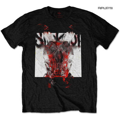 Official T Shirt SLIPKNOT Metal  Devil Single Cover BLUR Logo All Sizes