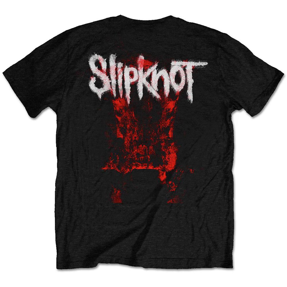 Official-T-Shirt-SLIPKNOT-Metal-Devil-Single-Cover-BLUR-Logo-All-Sizes thumbnail 9