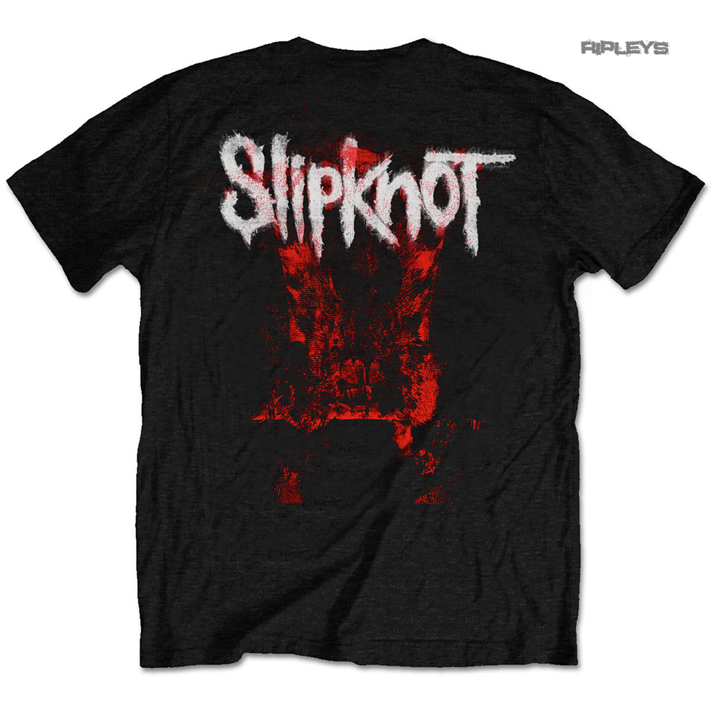 Official-T-Shirt-SLIPKNOT-Metal-Devil-Single-Cover-BLUR-Logo-All-Sizes thumbnail 8