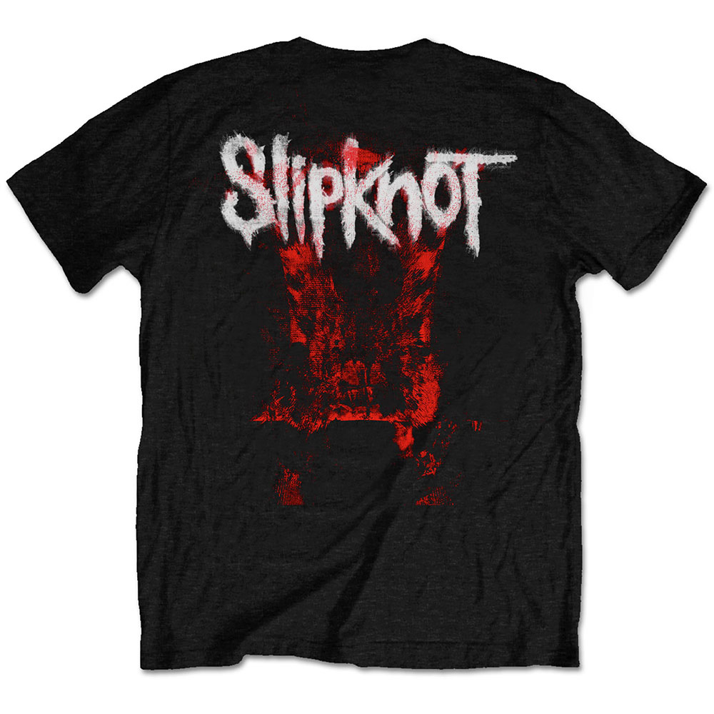 Official-T-Shirt-SLIPKNOT-Metal-Devil-Single-Cover-BLUR-Logo-All-Sizes thumbnail 5