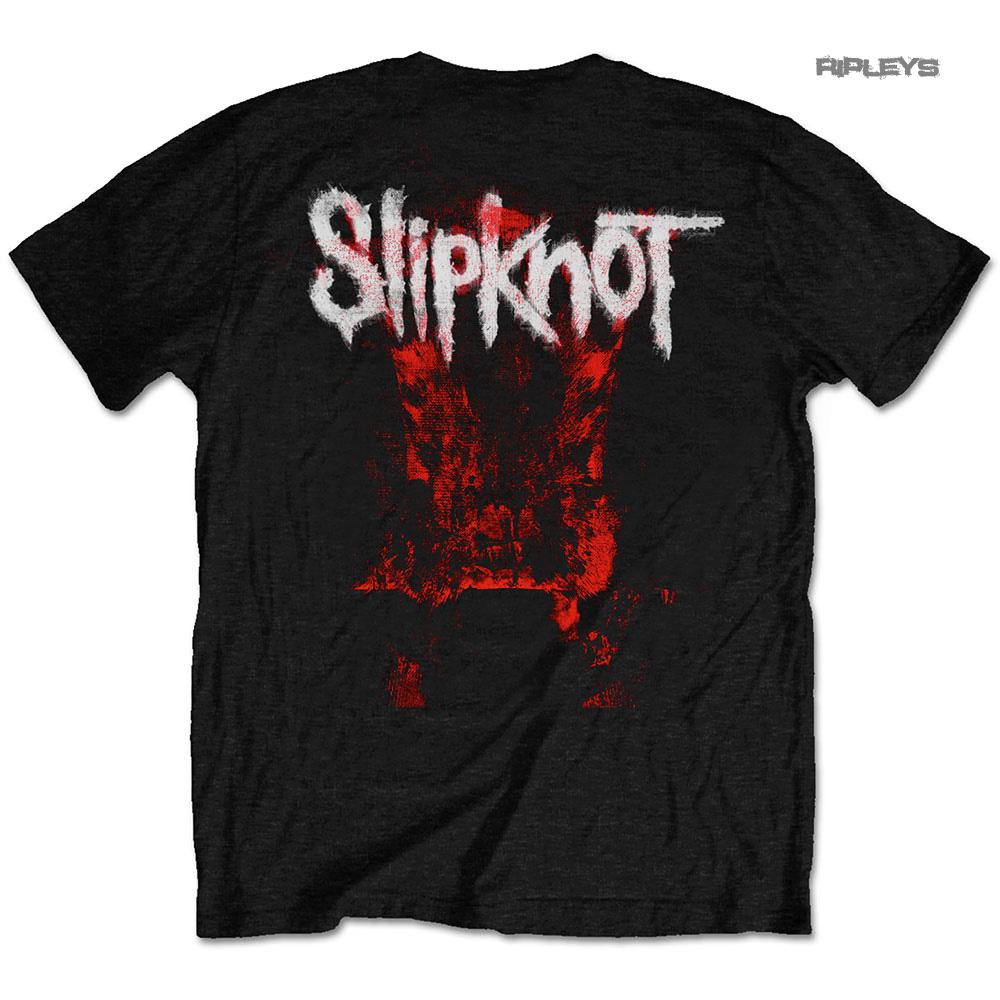 Official-T-Shirt-SLIPKNOT-Metal-Devil-Single-Cover-BLUR-Logo-All-Sizes thumbnail 4