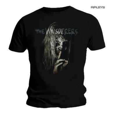 Official T Shirt The Walking Dead WHISPERER Zombie Mask Alpha All Sizes