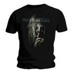 Official T Shirt The Walking Dead WHISPERER Zombie Mask Alpha All Sizes Thumbnail 2
