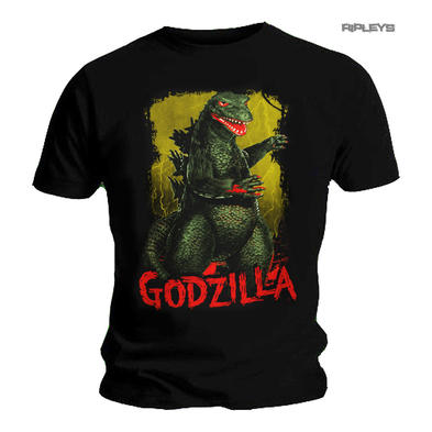 Official T Shirt King of The Monsters GODZILLA Movie Poster All Sizes