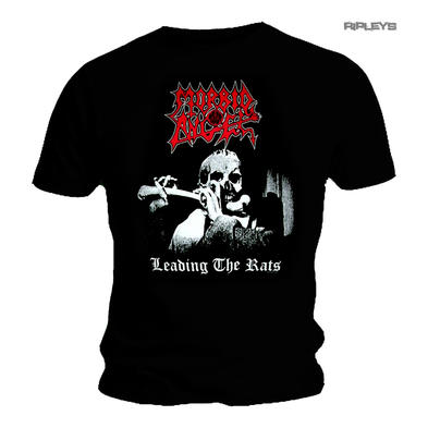Official T Shirt MORBID ANGEL Death Metal 'Leading The Rats' All Sizes