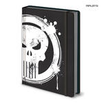 Official THE PUNISHER Premium A5 Notebook Journal SKULL LOGO Stationery Gift Thumbnail 1