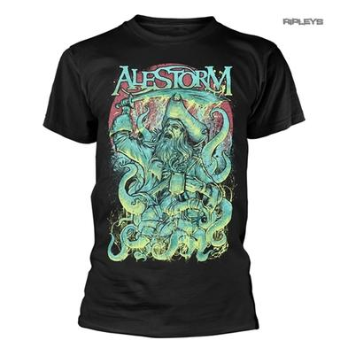 Official T Shirt ALESTORM Pirate Metal 'You Fight Like a Dairy Farmer' All Sizes